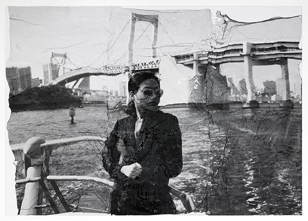 Sylvie Bonnot - Mue Tokyo Cruse