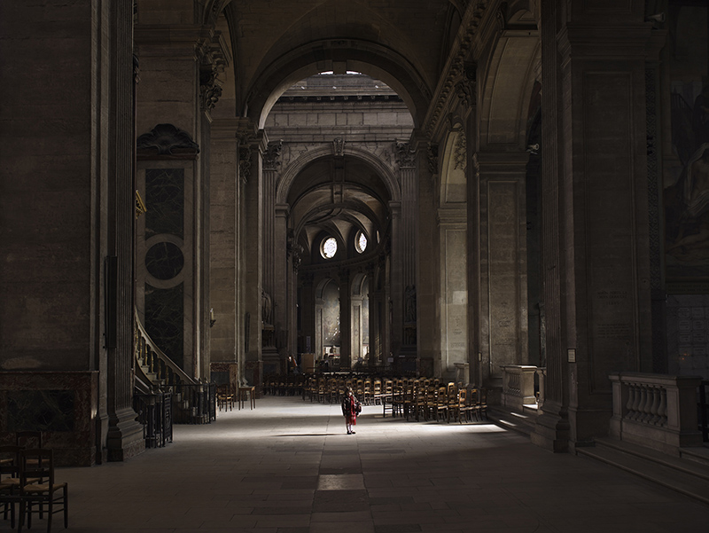 Memories of a Silent World, EGLISE SAINT SULPICE, PARIS