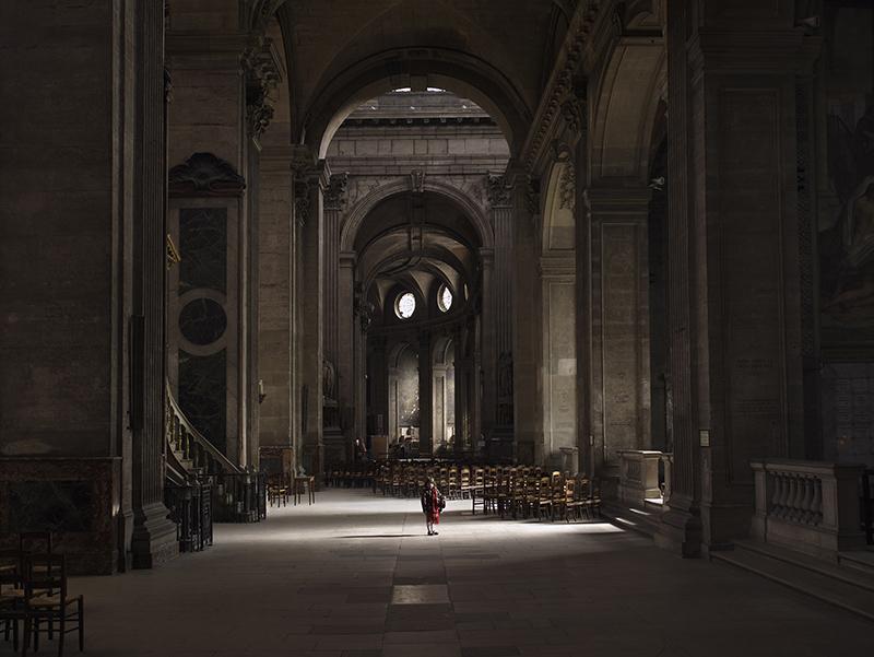 Memories of a Silent World, EGLISE SAINT SULPICE, PARIS